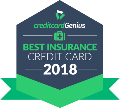 Best Credit Card Travel Insurance in Canada award seal