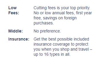 Low Fees vs Insurance Slider Tutotrial